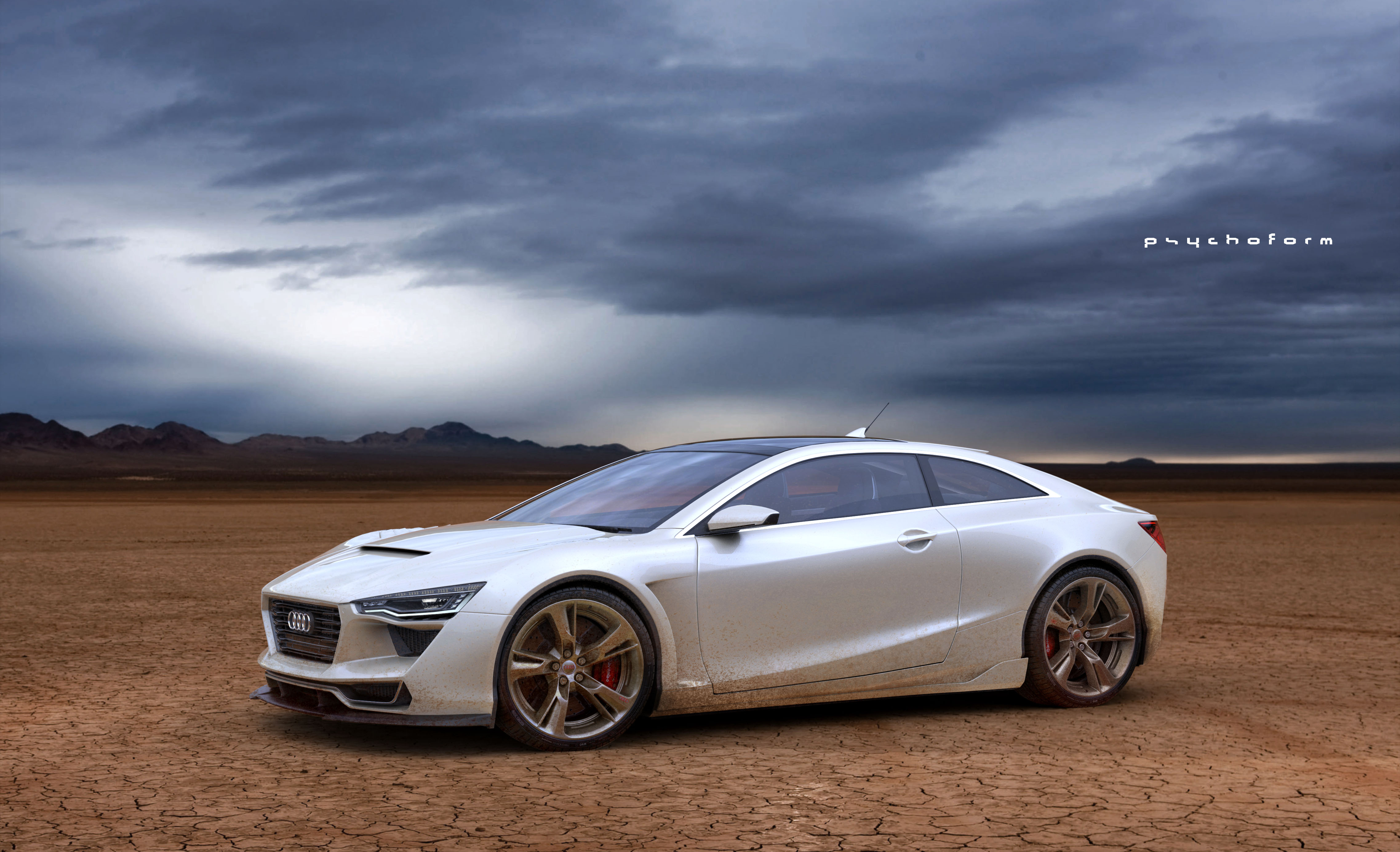 Audi A >> audi coupe concept